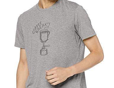 コーヒー登山Tシャツ